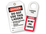 Ladder Inspection Tags