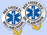Add Your Name to Your Star of Life Decals