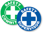 Health Committee Stickers