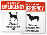 Pet Rescue Stickers by Breed
