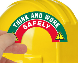 Think And Work Safely Companion Crescents