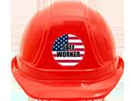 Hard Hat Safety Stickers