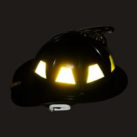 Reflective Hard Hat Decals