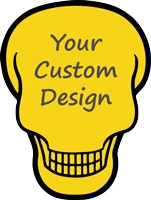 Add Your Custom Design Custom Hard Hat Decal