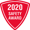 Add Safety Award Name And Year Custom Hard Hat Decal