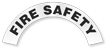 Fire Safety Reflective Hard Hat Rocker
