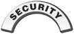 Security Reflective Hard Hat Rocker