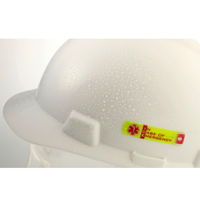 Worker Emergency ID Standard ICE Hard Hat Sticker