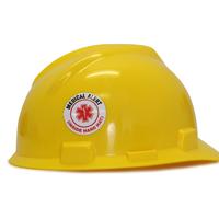 Medical Alert Hard Hat Decal