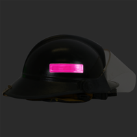 Retro-Reflective Helmet Strip